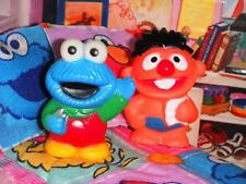 Sesame Street Cookie Monster & Ernie Toys fits Fisher Price Loving Family Dolls