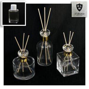 31076 Bomboniere Diffusore Profumatore Anello cristallo Bottiglia Profumo