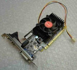 Genuine 512MB MSI N8400GS-D512H GeForce 8400GS VGA DVI PCIe Graphics Card