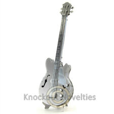 Metal Earth: Electric Bass Guitar Build Your Own DIY Model Kit Fun Assemble