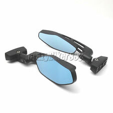 Black Racing Rearview Mirrors For Honda CBR 600 F3 F4 F4i 900 929 954 1000 RR