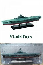 DeAgostini 1/1250 US Navy aircraft carrier USS Essex 1942 DAKS06