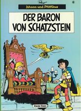 Johann und Pfiffikus 6 (Z1, 1. Auflage), Carlsen