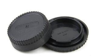 Cover Lens Camera Body REAR Cap CANON FOR EOS 20D 600D 550D 500D 450D 400D