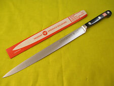 Wusthof 8 inch Flexible Slicing Knife, Ebony Laminate Handle, 4518/20  - #3