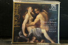 John Blow-Vénus & Adonis/JACOBS/Orchestra of the Age of Illumination
