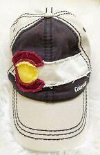 Colorado Flag Hat G54 HAT GRAPHIX 360 Embroidered Adjustable Baseball Cap
