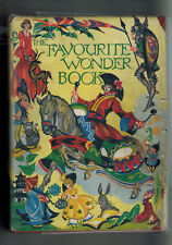 THE FAVOURITE WONDER BOOK 1930s in d/w P. G. Wodehouse/A. A. Milne etc