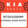 95720J5200SWP Kia Ultrasonic sensor assypas 95720J5200SWP, New Genuine OEM Part