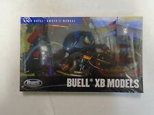 2009 Buell XB  Models Firebolt Ulysses Lightning Owners Operators Owner Manual