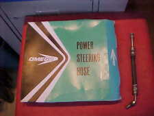 NOS power steering hose 66 67 68 69 ford mustang fairlane mercury cougar comet