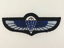 British Special Air Service (S.A.S.) Paratrooper's cloth jump wings. WWII issue