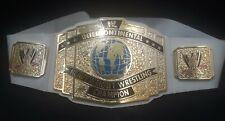WWE Intercontinental Heavyweight Wrestling Championship Belt. child size .WHITE