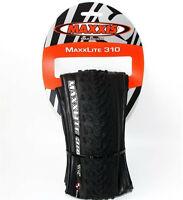 MTB Mountain Tyre MAXXIS Maxxlite 310 Cross Country Racing Bike Tire 26 x 1.95''