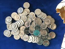 CANADA 1967 CENTENNIAL NICKEL / FIVE CENTS, ROLL+ LOT OF (74) UNCIRCULATED COINS