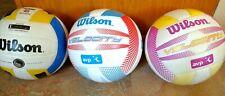 3 Wilson Beach Volleyballs