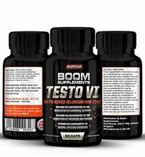 Testosterone Booster for Men | #1 Proven Testosterone Supplement