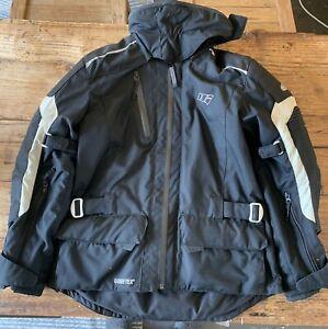 Ladies Motorcycle Gore Tex Jacket /size 16 /Hein Gericke