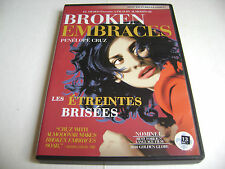 Broken Embraces (DVD, 2010, Audio Francais & Espanol)