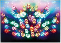 24 Multi-colour LED Xmas Lights Indoor Outdoor Christmas Decoration Battery Powe
