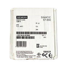 Siemens Simatic Memory Card 2 MB 6ES7 953-8LL20-0AA0 6ES7953-8LL20-0AA0