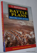 THE HUTCHINSON ATLAS OF BATTLE PLANS: Before and After   HB/DJ