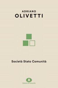 Società Stato Comunità - Olivetti Adriano