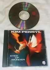 KIM PENSYL Eyes of Wonder CD 1993 GRP JAZZ