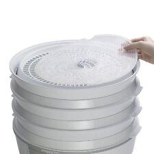 06307 Dehydro Electric Food Dehydrator Nonstick Mesh Screens NEW