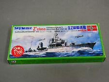 SKY WAVE 1/700 GERMAN Z CLASS DESTROYER Model Ship  Kit #a4