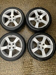mazda mx5 16 Inch Alloy Wheels  Tyers  205-45-16