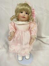 """Ashton Drake """"Suzanne"""" Porcelain Doll Yolanda Bello 1992"""