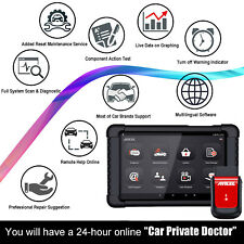 Ancel X6 WiFi Car Full Systems OBD2 Scanner for SRS ABS Oil Service Reset TPMS