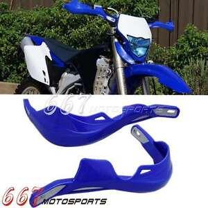 Motorcycle Blue Handguards Polisport fits Yamaha TT 250 R 03-04