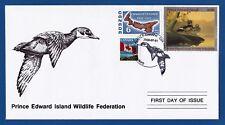 Canada (PEI06) 2000 Prince Edward Island Wildlife Federation Stamp FDC