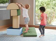 Indoor Play Set for Babies and Toddlers Crawling Large Foam Blocks Gym Preschool
