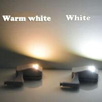 10Pcs/Set LED Sensor Light Kitchen Cabinet Hinge Cupboard Closet Wardrobe Light~
