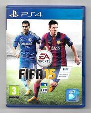 fifa 15 - jeu Sony Playstation 4 PS4