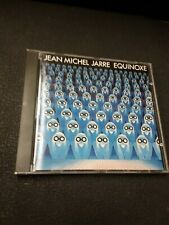 Jean Micheal Jarre CD Equinoxe Made In West Germany