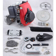 NEW 4-Stroke 49CC GAS PETROL MOTORIZED BICYCLE BIKE ENGINE MOTOR KIT Scooter