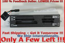Genuine Dell USB Flash Card Reader for Desktops Towers TW036 TEAC CA-200 BLACK !