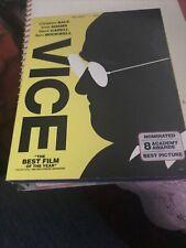 Vice (Blu-ray/Dvd, 2019, 2-Disc set + Digital copy) New!