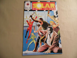 Solar Man of the Atom #26 (Valiant 1993) Free Domestic Shipping