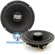 "CDT AUDIO ES-6IM 6.5"" 100W RMS SLIM INVERTED MAGNET MID-BASS WOOFERS SPEAKERS"