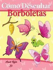 Como Desenhar Comics: Como Desenhar: Borboletas : Livros Infantis by amit...