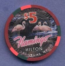 New listing $5 Flamingo Hilton, Las Vegas Nv , House Chip (new)