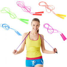 1 Piece speed wire skipping adjustable jump rope fitness sport exercise For Kids