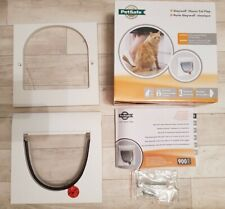 Petsafe Staywell 4 Way Cat Flap VGC