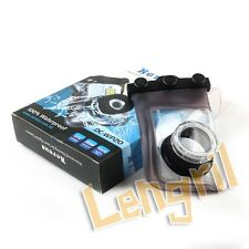 Nereus WP-20 Waterproof Camera Housing Case For Canon IXUS 125 HS A2400 IS A2500