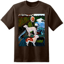Goodfellas película Perro Pintura T Shirt (s -3 Xl) Padrino taxista Casino